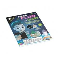 Mega Fluo & Glow 15 activités Buki