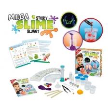 Méga Slime Gluant 20 activités Buki