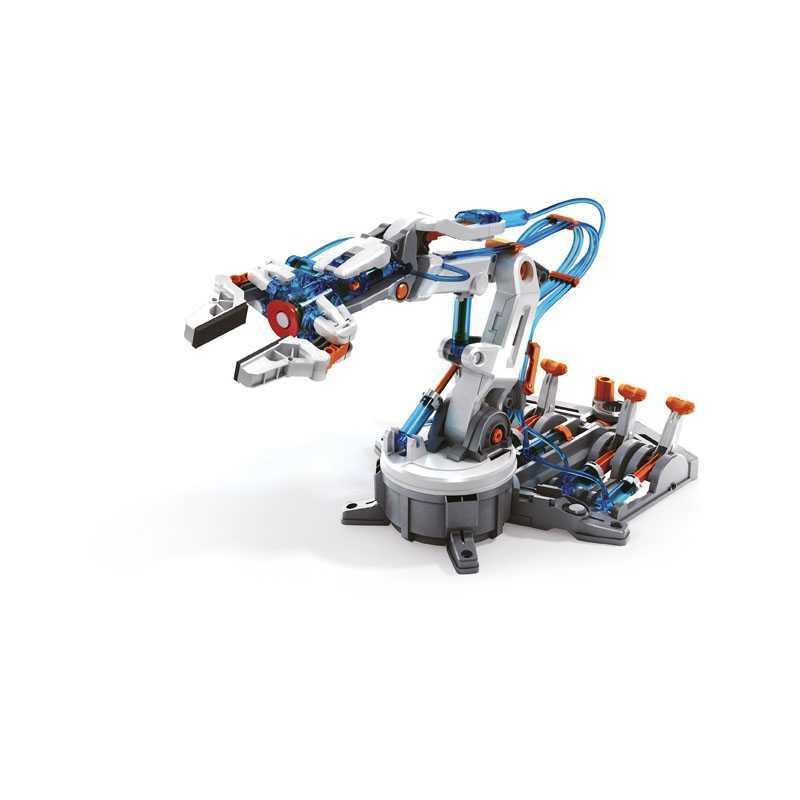 Jeu de construction Bras Robot Hydraulique Buki