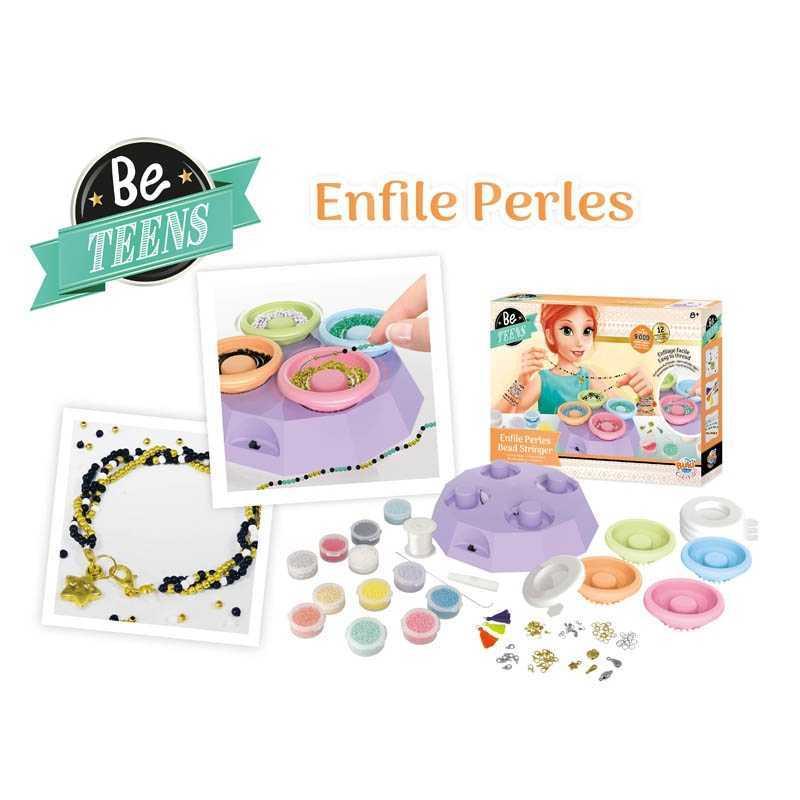 Atelier Enfile Perles Buki