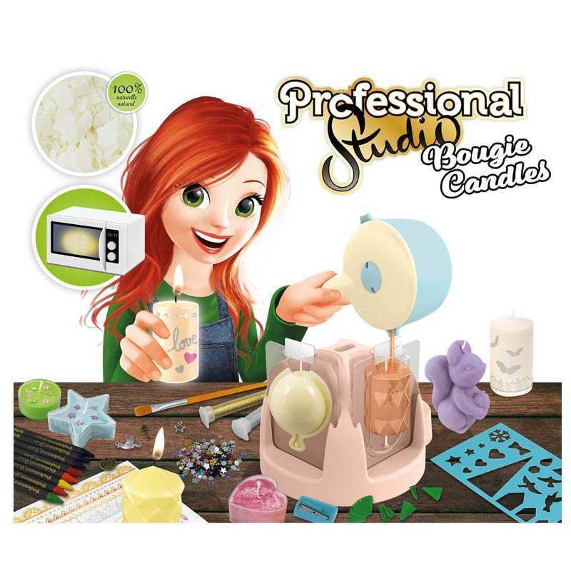 Atelier Professional Studio Bougies Buki