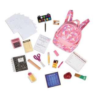 Accessoires et matériel d'étudiant Our Generation