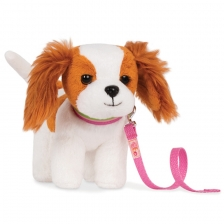Peluche Chien King Charles Our Generation