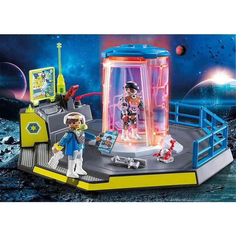 Super Unité de Rangers Galaxy Playmobil
