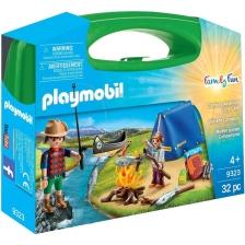 Camping Boîtier de transport Playmobil