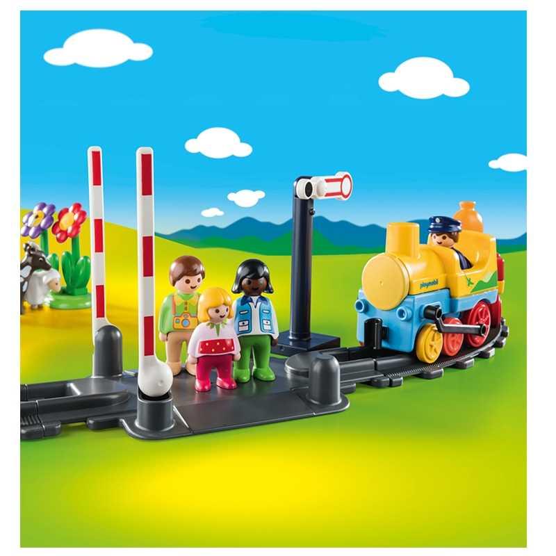 Mon premier Train Playmobil