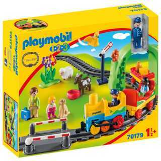 Mon premier Train Playmobil