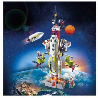 Mission d'exploration Spatiale Playmobil