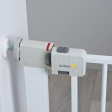 Barrière de sécurité Easy Close Extra Métal Safety 1st