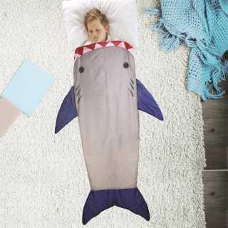 Sac De Couchage Requin Enfant Home Deco Kids