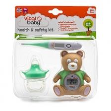 Kit de santé et sécurité Vital baby