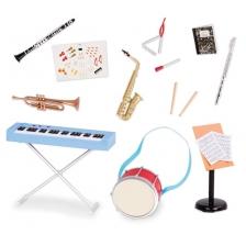 Accessoires école de musique Our Generation