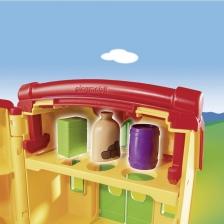 Ferme à emporter Playmobil