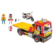 Service de remorquage Playmobil City