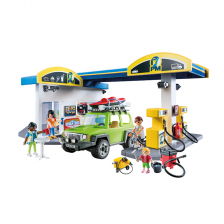 Station Service Playmobil City
