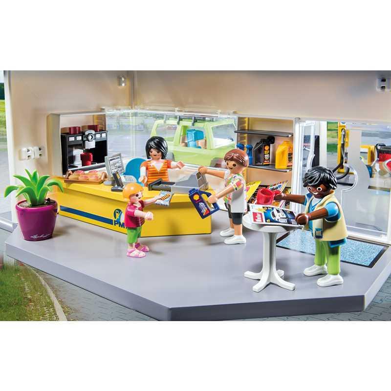 Station Service Playmobil City