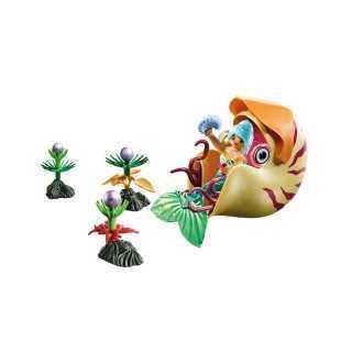 La Gondole Escargot Playmobil