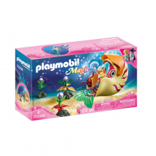 La Gondole Escargot Playmobil