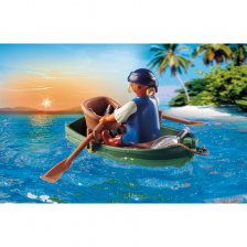 L'île des pirates Playmobil