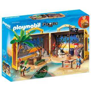 L'île des pirates Playmobil