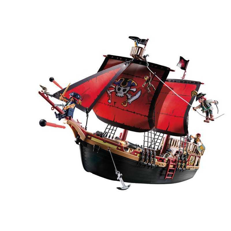Bateau Pirate Playmobil