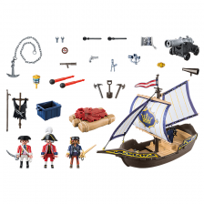 Caravelle des Pirates Playmobil