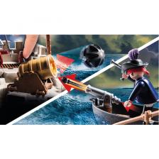 Le Refuge des pirates Playmobil