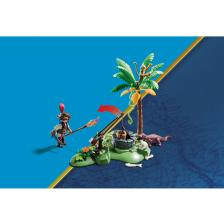 La Cachette des Pirates Playmobil