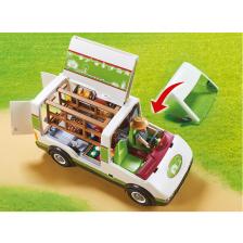 Marché de Fruits et Légumes Mobile Playmobil