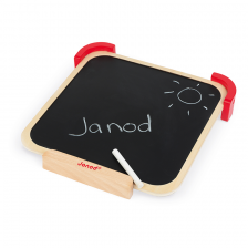 Pastilles Magnétiques en bois Apprendre les couleurs Janod