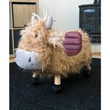 Vache de montagne Hubert 12m+