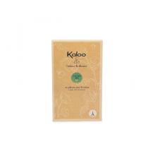 Ours doudou en coton bio rose Kaloo
