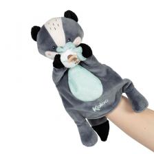 Peluche Marionnette Malo le blaireau Kaloo