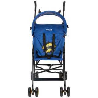 Poussette Bleu CrazyPeps Safety 1ST