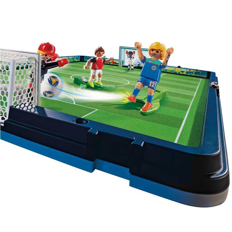 Arène de Football portable Playmobil