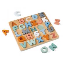 Puzzle Alphabet Sweet Cocoon en Bois Janod