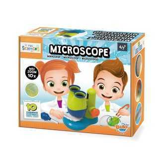 Mini sciences Microscope 10 expériences Buki