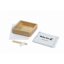 Boîte magique en bois de collection Baby Art