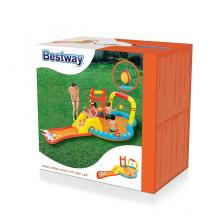 Piscine aire de jeu gonflable Bestway