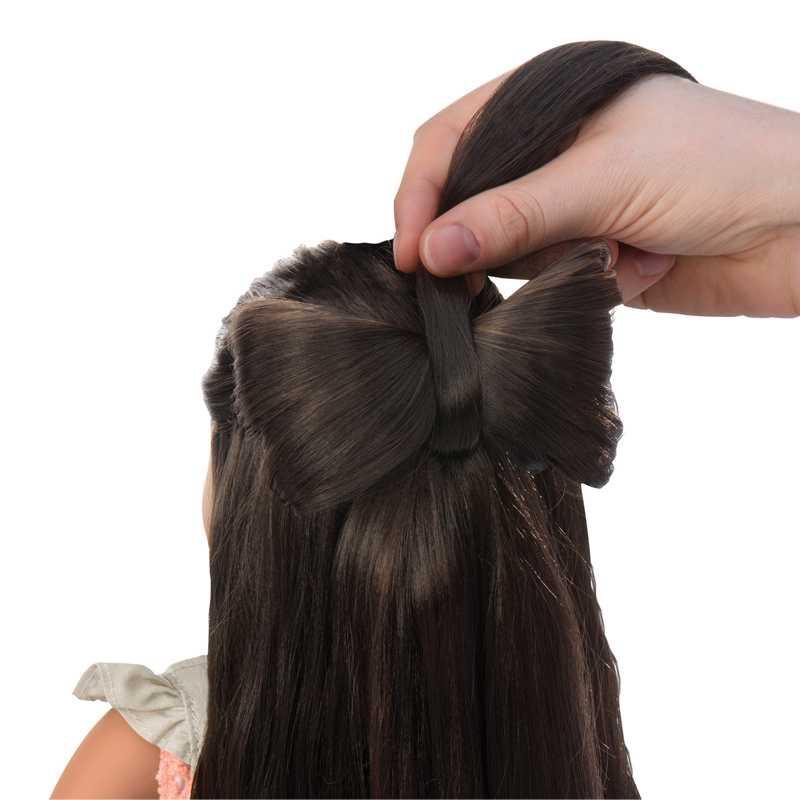 Poupée Cheveux 46cm Flora Our Generation