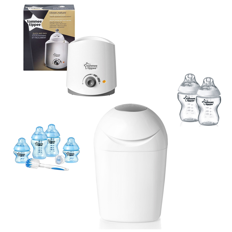 Tommee Tippee Kit Starter Closer to Nature