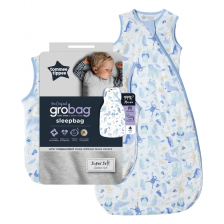 Sac de couchage Grobag 1 TOG Monde animale 6-18m Tommee Tippee