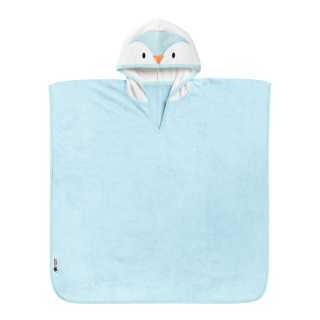 Poncho Pingouin Bleu 2-4 ans Tommee Tippee