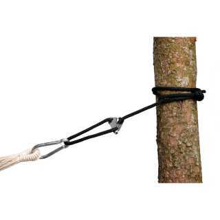 Attache hamac Smartrope Noir Amazonas