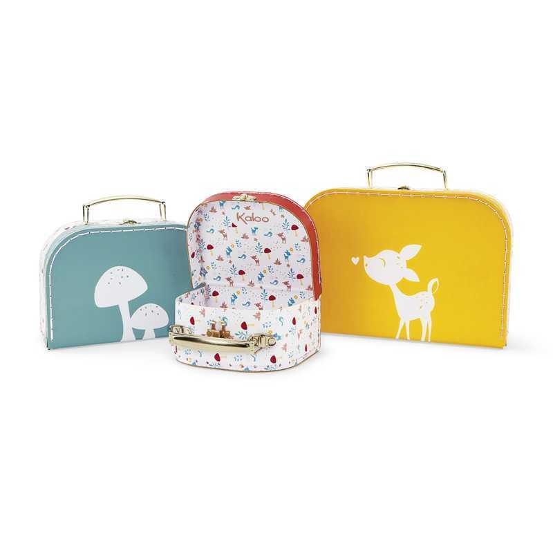 Mes 3 valises pour enfants Kaloo