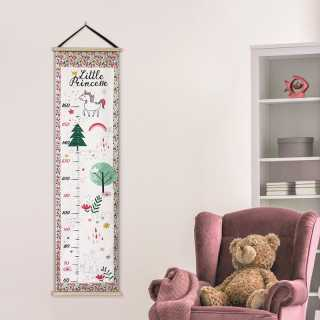 Toise textile enfant fille Home Deco Kids