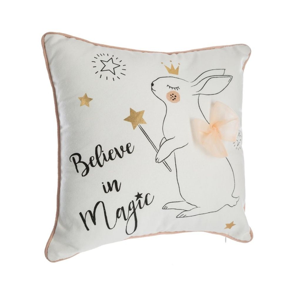 Coussin déco tutu lapin Atmosphera for kids