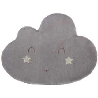 Tapis nuage visage Gris Atmosphera