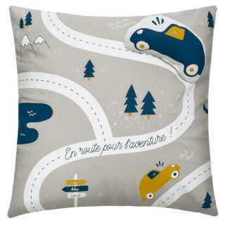 Coussin voiture 3D Atmosphera