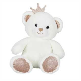 Peluche ours 25cm Home Deco Factory